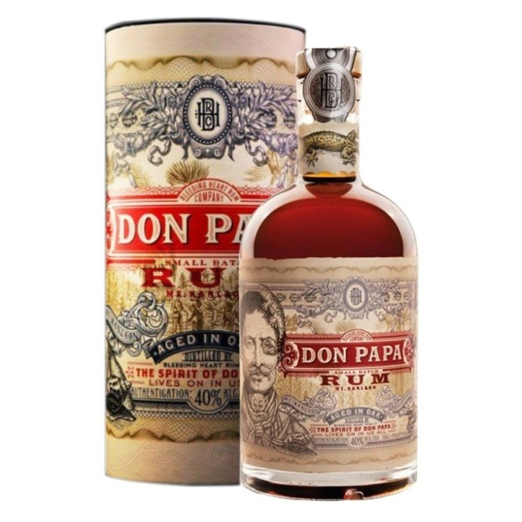 Don Papa 7 YO + Gift Box