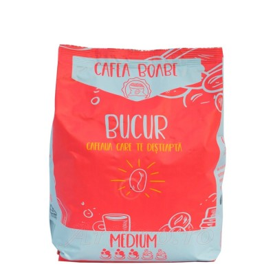 Cafea boabe Bucur Medium