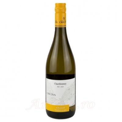 Cricova Orasul Subteran Chardonnay