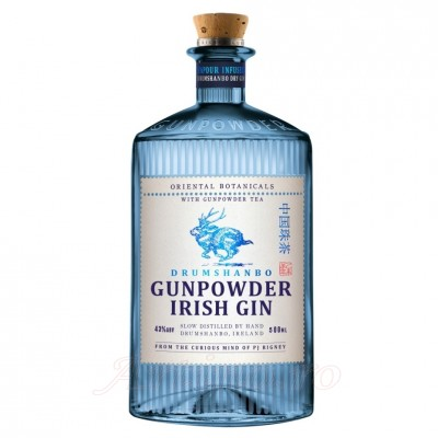Drumshanbo Gunpowder Irish Gin 500ml