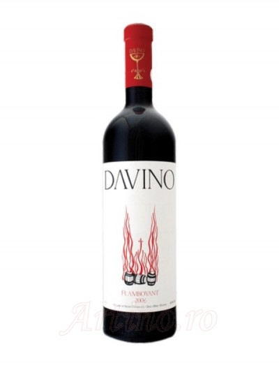Vin Davino Flamboyant