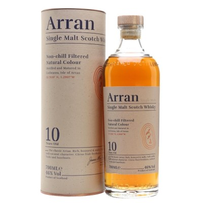 Arran 10 ani Years old