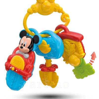 Chei interactive Baby Mickey, Clementoni