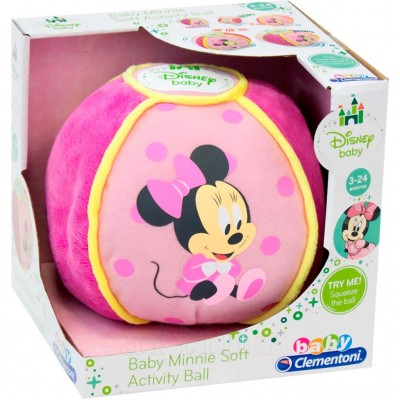 Jucarie minge de activitate Minnie Mouse