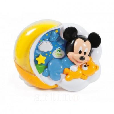 Proiector muzical Mickey Mouse, Clementoni