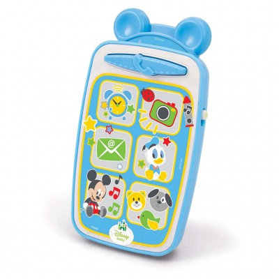Smartphone Mickey Mouse, Baby Clementoni