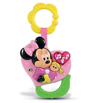 Zornaitoare interactiva Minnie, Baby Clementoni