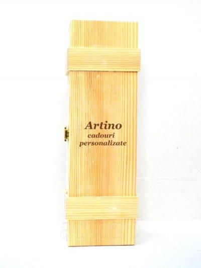 Cutie lemn personalizata Diva