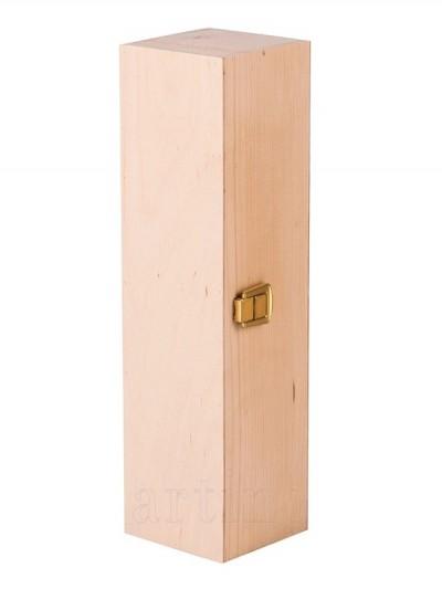 Cutie lemn personalizata capac placaj