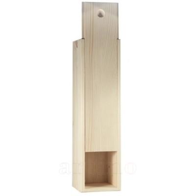 Cutie lemn pentru sticla vin
