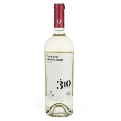 Fautor 310 Chardonnay & Feteasca Regala