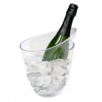 Frapiera transparenta 1 sticla vin sampanie