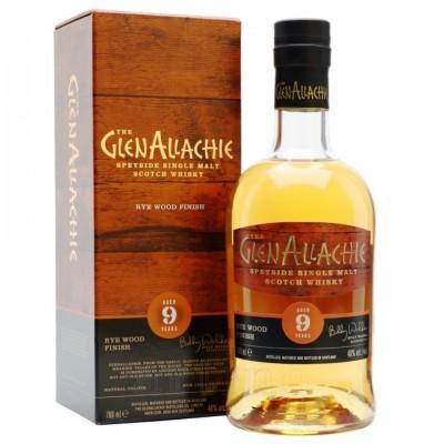 Glenallachie 9 rye finish
