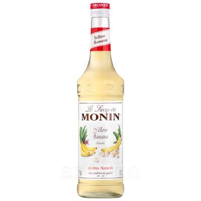 Monin Yellow Banana - Banane galbene