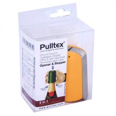 Desfacator sticla sampanie, Pulltex