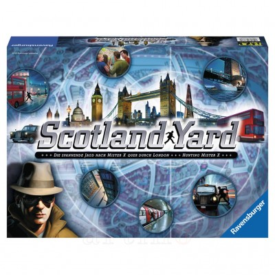 Joc Scotland Yard (Ro), Ravensburger