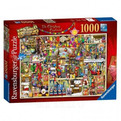 Puzzle Craciun, Colin Thompson, 1000 piese, Ravensburger