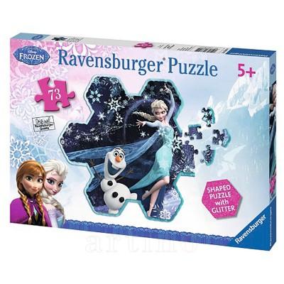 Puzzle Frozen Fulgul de Zapada Al Elsei