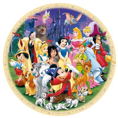 Puzzle Minunata Lume Disney, 1000 Piese, Ravensburger