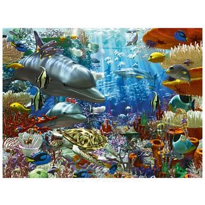 Puzzle Minunile Oceanului, 3000 Piese, Ravensburger