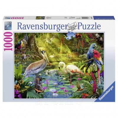 Puzzle Paradis, 1000 Piese, Ravensburger