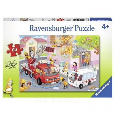 Puzzle Salvarea, 60 Piese, Ravensburger