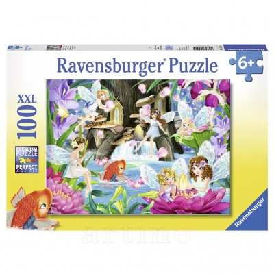 Puzzle Zane, 100 Piese, Ravensburger