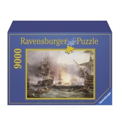 Puzzle Batalie Alger, 9000 Piese, Ravensburger