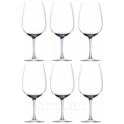 pahare vin rosu Bordeaux Weinland cristal 660 ml