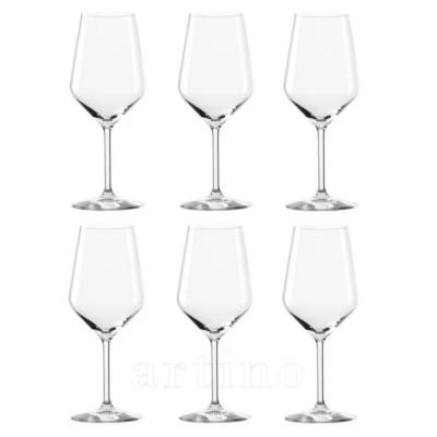 Set 6 pahare Stolzle vin alb, Revolution