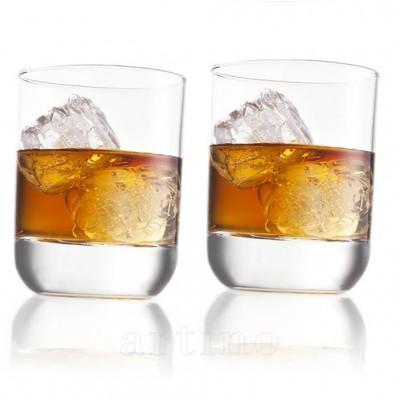 Set 2 pahare cristal