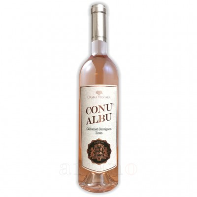 Viisoara Conu Albu Cabernet Sauvignon roze