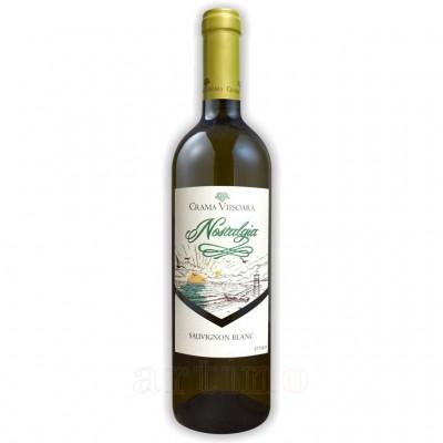 Vin Viisoara Nostalgia Sauvignon Blanc