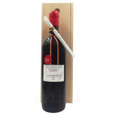 Vin colectie 1980 Sauvignon Blanc