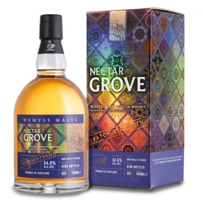 Wemyss Nectar Grove Cask Strength