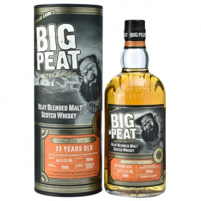 Big Peat 33 ani Vintage 1985