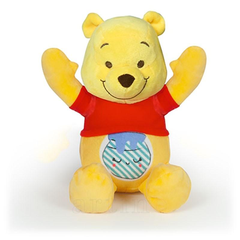 Jucarie Plus Winnie cu Lumini si Sunete, Clementoni
