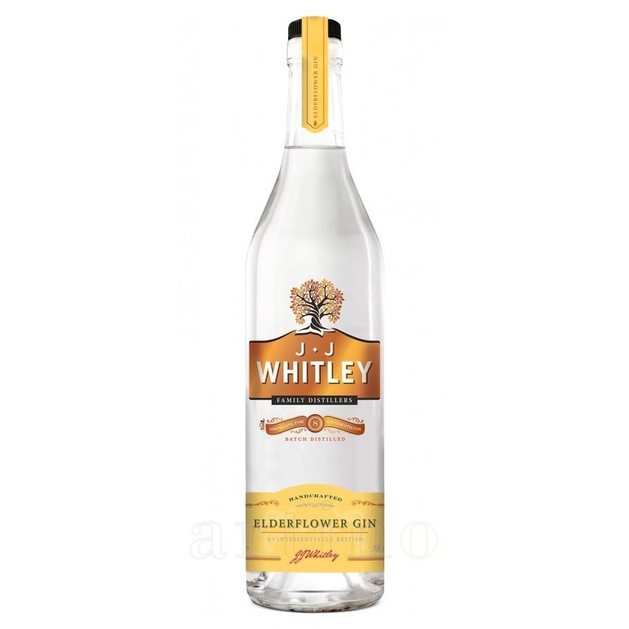 Gin JJ Whitley cu Soc