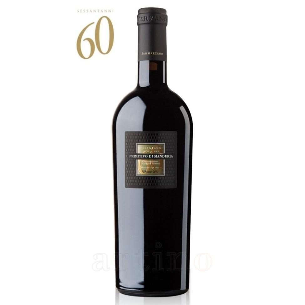 Vin San Marzano Sessantanni Primitivo di Manduria