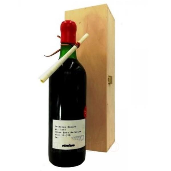 Vin Colectie 1988 Feteasca Neagra Banu Maracine + cutie lemn