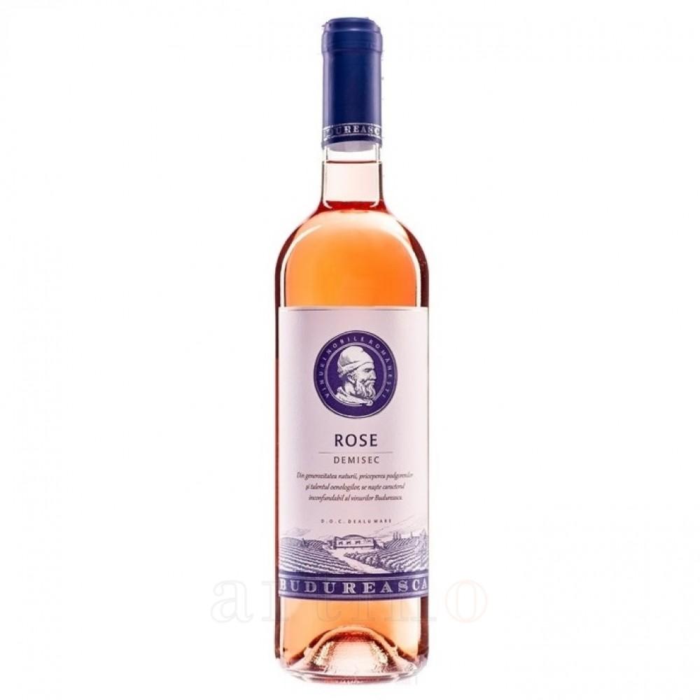 Vin Budureasca Rose Clasic