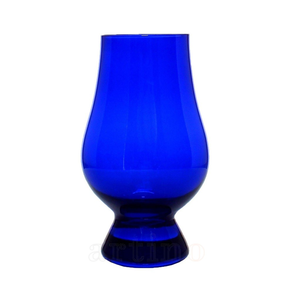 pahar Blue Cobalt Glencairn Glass