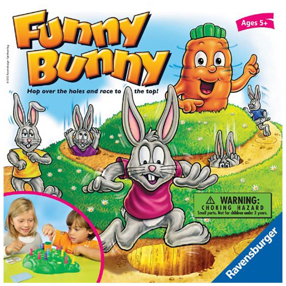 Joc Funny Bunny (Ro), Ravensburger