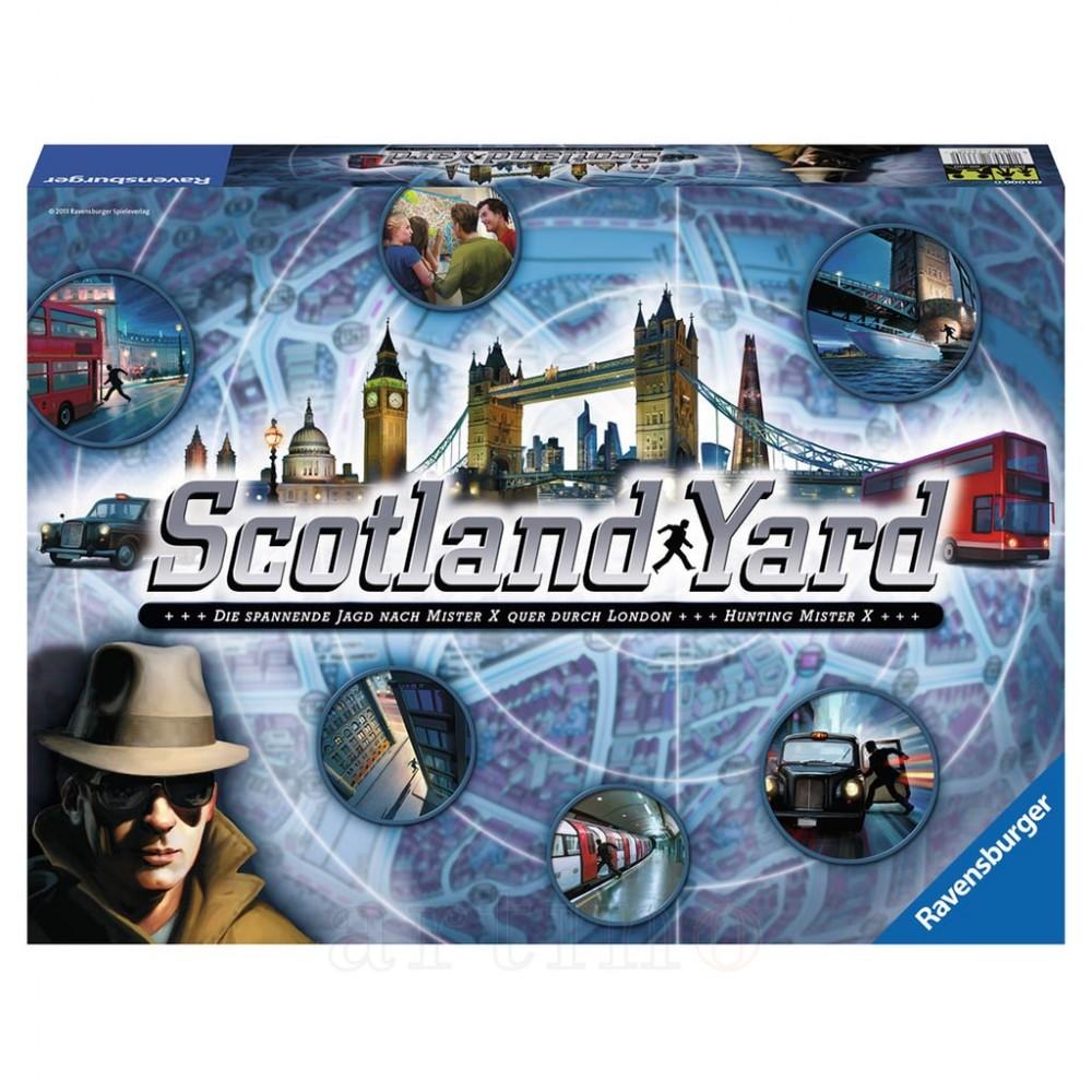 Joc Scotland Yard (Ro), Ravensburger