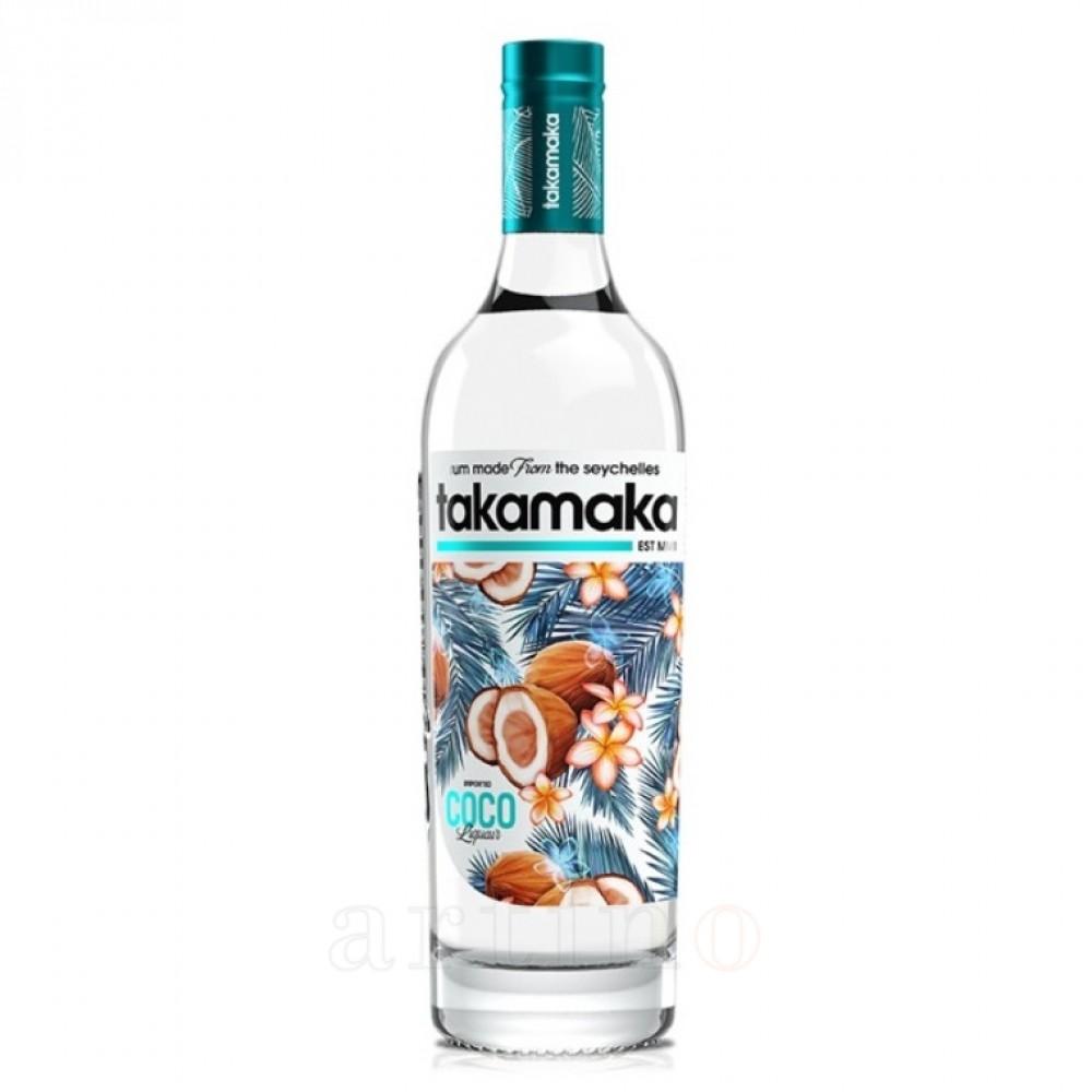Takamaka Coconut