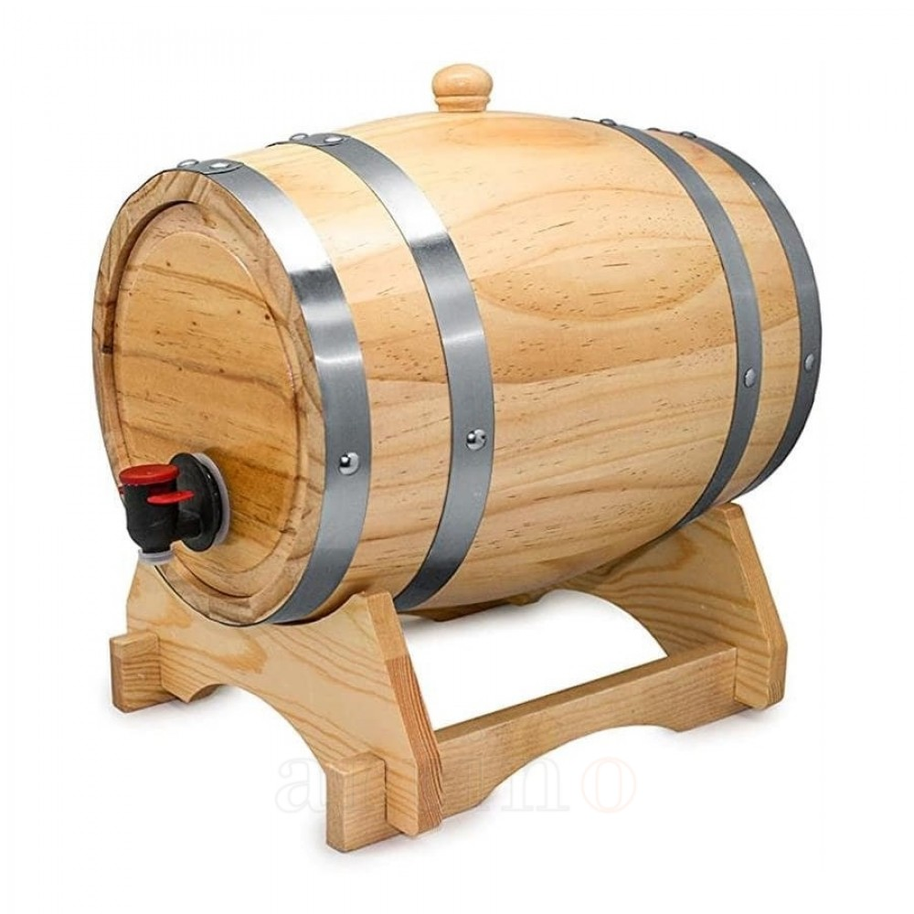 Butoi lemn Bag-In-Box, 5L