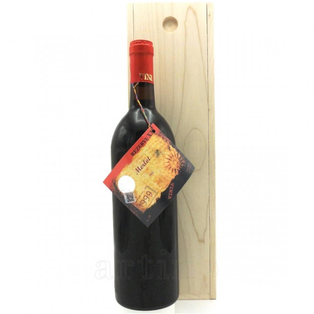 Vin colectie 1999 Merlot