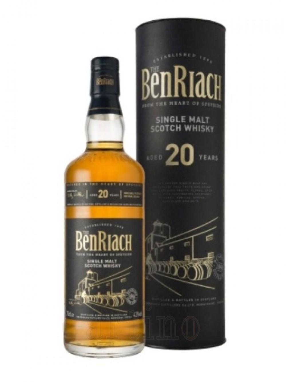 BenRiach 20 YO