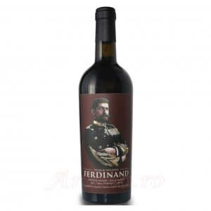 Ferninand Feteasca Neagra - Vin Stefanesti