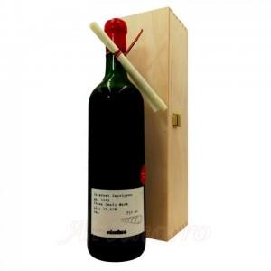 Vin colectie 1983 Cabernet Sauvignon Dealu Mare